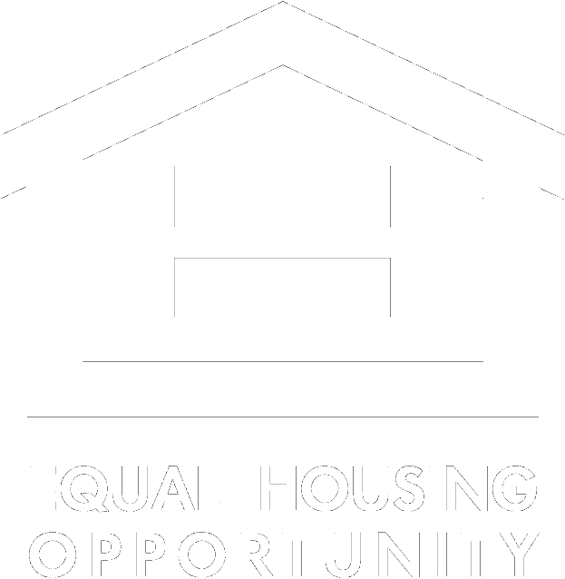 Equal Housing Logo White transparent