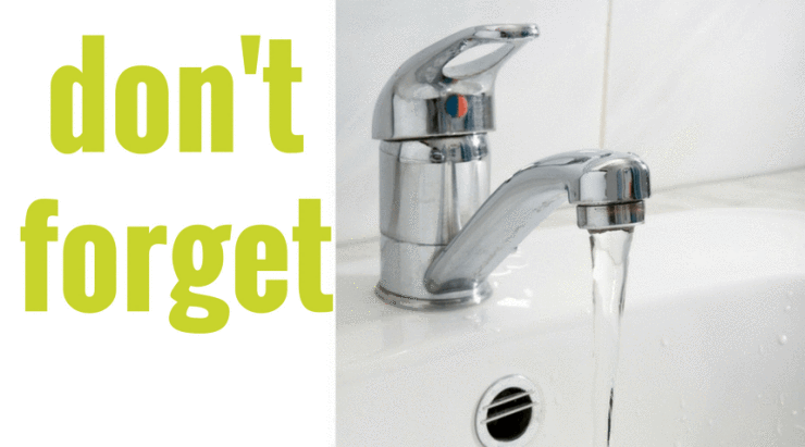 Water Faucet, Utilities, Buying a Home, Whidbey Island