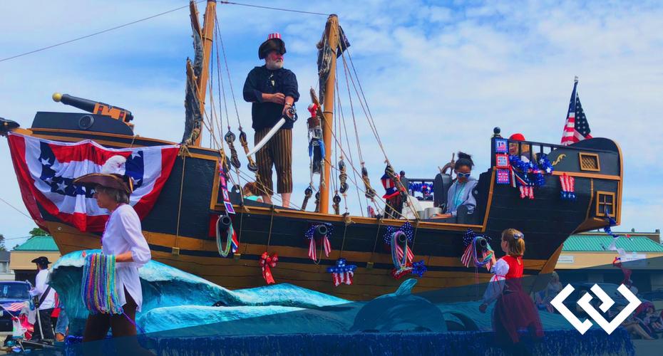 Parade, Oak Harbor, Festival, celebration, Whidbey Island