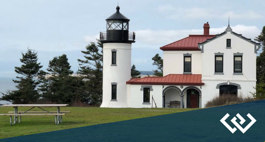 Light House, Whidbey island