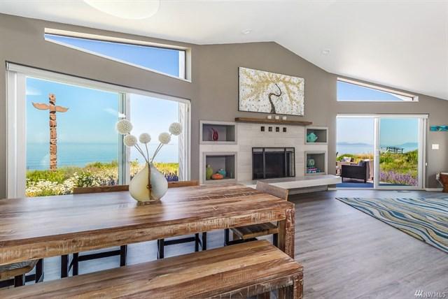 Million Dollar Home, Whidbey Island, Washington, Home, Waterfront, Real Estate, Anita Johnston
