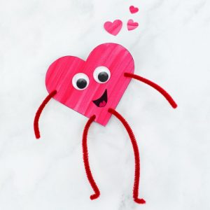 Valentines Day Craft, Kids, Be My Valentine