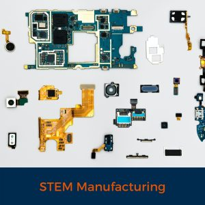 STEM Manufacturing, Robotics, Virtual tour