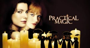 Practical Magic, Filmed on whidbey, movies