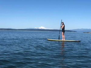 Water Sports on Whidbey, Windermere, Konni Smith