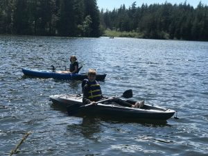 Winderkids Kayaking, Water Sports on Whidbey