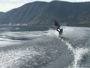 Water Skiing, Water Sports on Whidbey