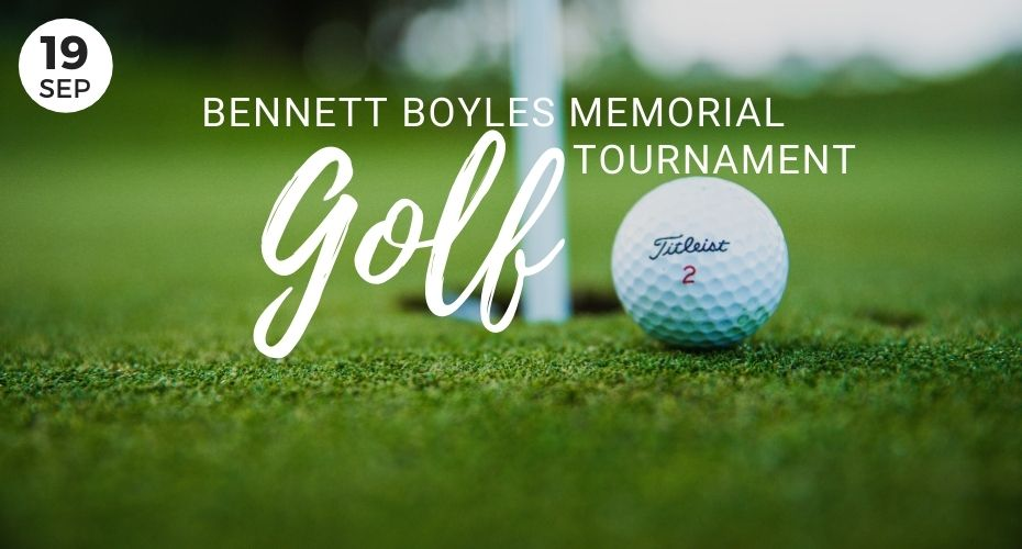 Bennett Boyles Memorial Golf Tournament, Oak Harbor, Whidbey Island, Washington