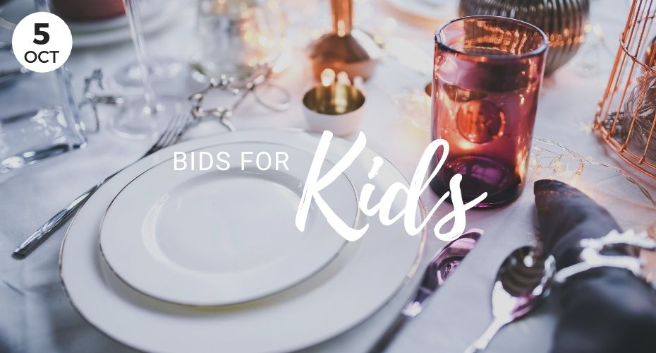 Bids for kids, Boys and Girls club, Oak Harbor, Washington, local event