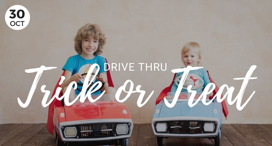 Drive Thru Trick or Treat, Oak Harbor, Chamber of Commerce, Community, Local event