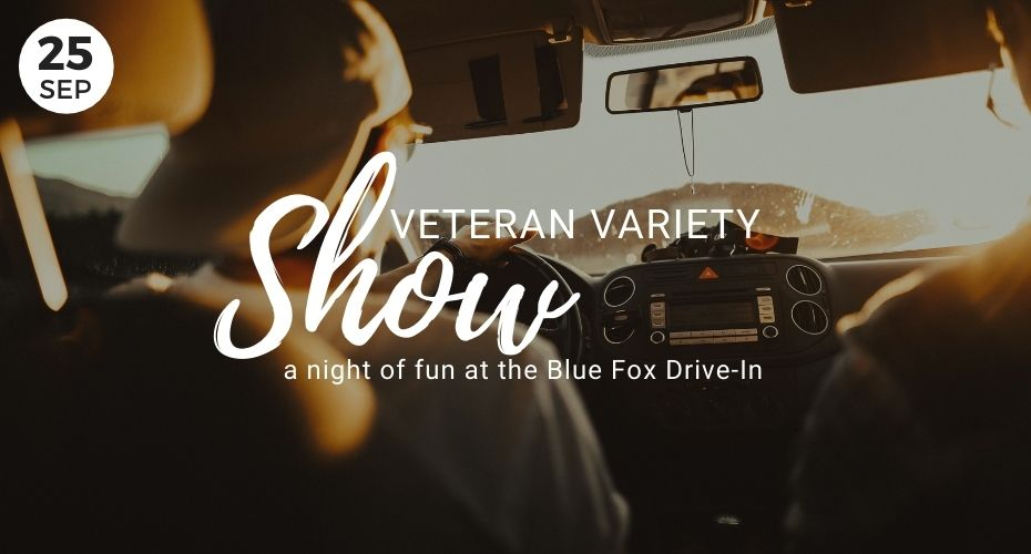 Growing Veterans, A night of fun at the blue fox drive in, Oak Harbor, Washington, Local event