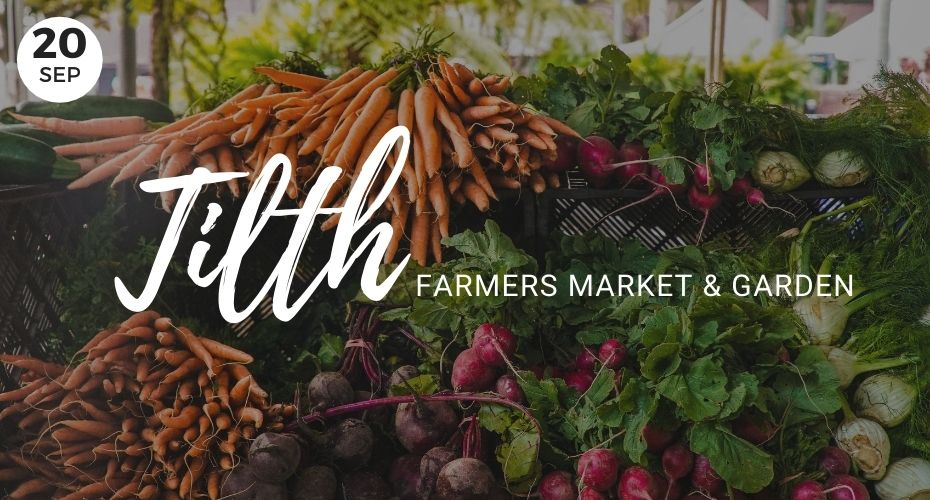 Tilth Farmers Market & Garden, South Whidbey, Whidbey Island, Washington, Market