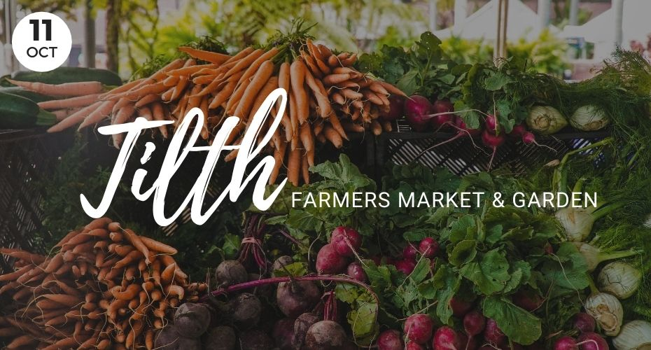 Tilth Farmers Market & Garden, Whidbey Island, Market South Whidbey, Washington