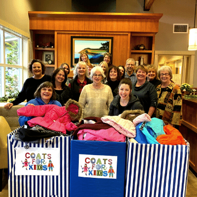 Windermere Whidbey Real Estate | Coats for kids Freeland
