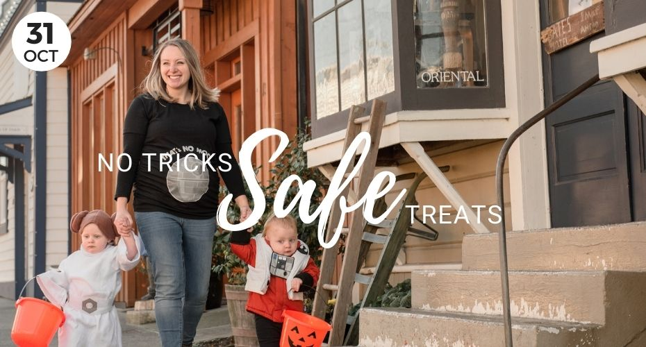 No Tricks Safe Treats, Windermere, Real Estate, Whidbey Island, Washington, Local Events