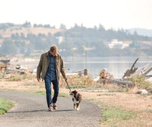 Moving With Pets, Walking Dog, On leash, Whidbey Island, Parks on Whidbey